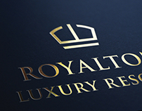 Royalton Luxury Resort - Concept Branding
