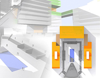 Ufone Corporate Office Headquarters - Design Proposal