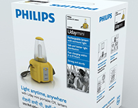 Philips Solar Lamp