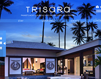 Trisara (Phuket) Website Design