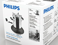 Philips Woodstove