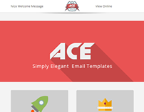 Ace Elegant Responsive email template