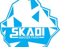 Skadi Winter Park branding