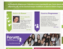 Women for Colombia Foundation