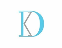 Kim Denham: Logo Design