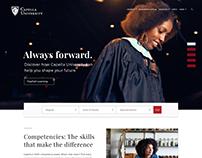 Capella University Redesign - Concept 2