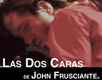Las Dos Caras de John Frusciante. - Fanzine.