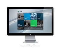 Oil company // Web design //