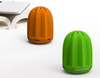 A-LIVE:Bluetooth Minispeaker