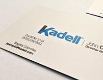 Kadell brand redesign