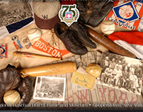 National Baseball Hall of Fame Collection