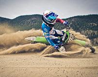 Dirt Biking, Kamloops BC