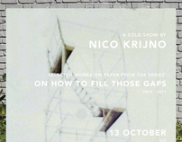 Photographers Corporate Identity: Nico Krijno