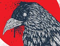Crows feet//vermin