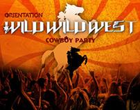 Poster Design | Taylor's Orientation Party April 2013