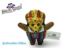 Mr.E Plush Series Guatemalan Edition