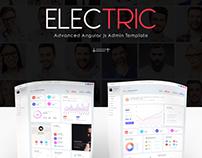 Electric Admin Presentation Banner