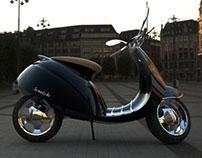 Yamaha Scootchi