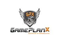 GamePlanX logo Design
