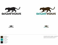 Oatland Wildlife Logo Design