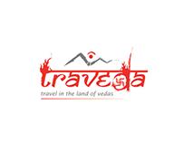 Traveda logo