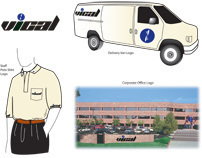 Corporate Logo Branding
