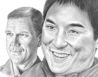 Guy Kawasaki and Scott Klososky