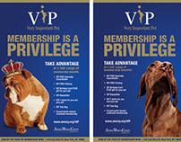 Animal Medical Center VIP Campaign
