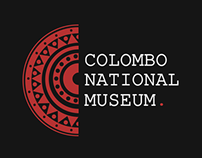 Colombo National Museum Rebrand