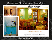 MURAL ART IN BRAZILIAN RODIZIO - view 03