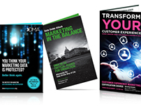 DMA Marketing Brochures