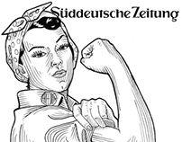 Illustrations for Süddeutsche Zeitung Magazin issue 41