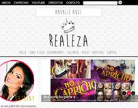 Design e programação www.re-aleza.blogspot.com