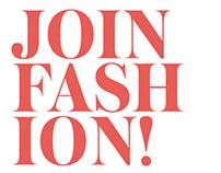 Join Fashion london