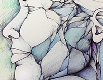 Windy, drawing/ illustration