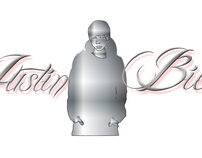 Justin Bieber Logo Branding