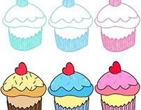Cupcake Logo [Design 3]