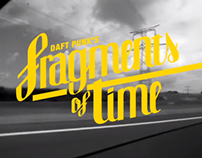 """DAFT PUNK's fan clip """"Fragments Of Time"""""""