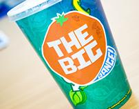 'The Big Orange!' Orange Rebranding task
