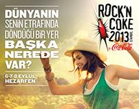 Coca-Cola / Rock'n Coke 2013 - Radyo Spotu