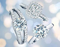 De Beers Jewellers of Light Campaign