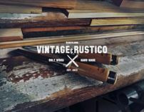 Vintage & rustico