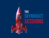 SKYROCKET SESSIONS: LOGO DEVELOPMENT