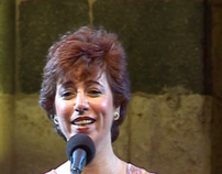 Ghada Ghanem singing Classical Arabic repertoire