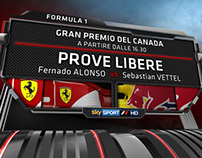 Formula 1 Cross Promotion 2014