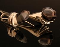 earrings METAMORPHOSIS