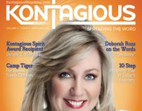 Kontagious Magazine . April / June 2011