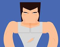 Wolverine - Minimalist