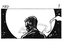 Kid Cudi- Man On The Moon III Storyboards
