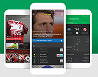 Hinchas app 3.0 2016